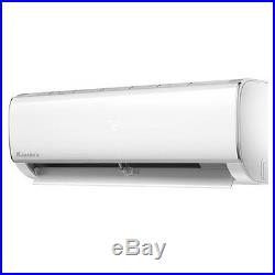 12000 BTU Variable Speed 16 SEER Ductless Mini Split Air Conditioner withHeat 220V