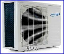 12,000 BTU 21 Wifi Ductless Mini Split Air Conditioner Heat Pump 1 Ton AirCon
