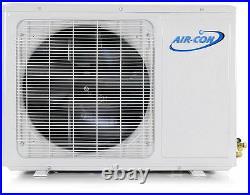 12,000 BTU Ductless Mini Split Air Conditioner Heat Pump 115V 1 Ton AirCon AC