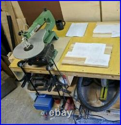 16 In. Variable Speed Scroll Saw, Coping Saw, Precise Accurate Cutting Woodwork