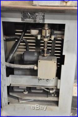 1972 Hardinge DV-59 Lathe Push Button Electric Variable Spindle Speed Change