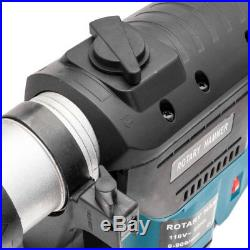 1-1/2 SDS Electric Rotary Hammer Drill Plus Demolition Variable Speed with Case