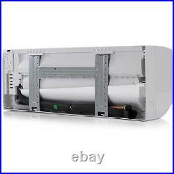 21 SEER 5 Zone Ductless Mini Split Air Conditioner Heat Pump 9000 BTU x 5