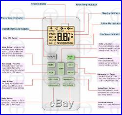 21 SEER Dual Zone Ductless Mini Split Air Conditioner Heat Pump 12000 BTU x 2
