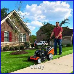 21 in. 163cc Briggs and Stratton Variable-Speed RWD Electric Start Walk Behind