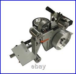 220V Electric Belt Grinder Sander New Generation Frequency Conversion Belt Sande