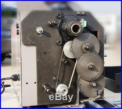 220V Metal Lathe Brushless Motor Lathe Machine Stepless Variable Speed WM210V-G