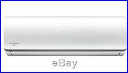 22+ SEER 27000 BTU Tri Zone Ductless Mini Split Air Conditioner, Heat 9000 x 3