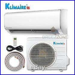 24000 Btu 15 SEER Variable Speed Ductless Mini Split Air Conditioner Heat Pump