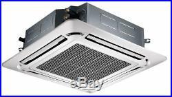 36000 BTU Ductless Mini Split Air Conditioner, Heat Pump Ceiling Cassette