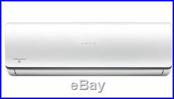 42000 BTU Tri Zone Ductless Mini Split Air Conditioner, Heat Pump 12k-12k-18k