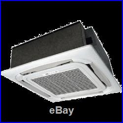 48000 BTU Ductless Mini Split Air Conditioner, Heat Pump Ceiling Cassette