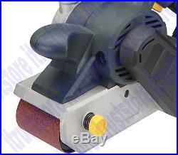 4x24 IN Electric Power Portable Handheld Belt Wood Sander Sanding Variable Speed