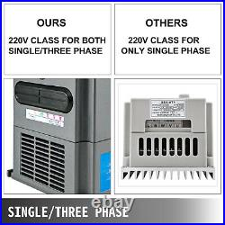 5HP 4KW Variable Frequency Drive VFD Low-Output Close-Loop Single Speed