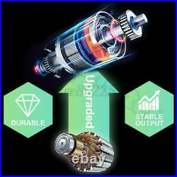600W 6mm Electric Straight Die Grinder Power Drill with6 Variable Speed Rotary