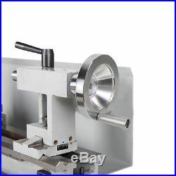 600W Mini Metal Lathe Machine Variable Speed 2500 RPM 8x 14 DC Motor Digital