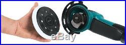 6.6 Amp Corded 6 in Variable Speed Random Orbit Disc Sander Electric Power Tool
