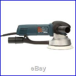 6 Amp Corded 6 Variable Speed Dual Mode Electric Random Orbital Sander Polisher