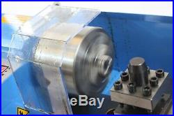 7x14 550W Mini Precision Metal Lathe 2500RPM Variable Speed Digital Read out