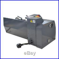 8''x16'' Variable-Speed Mini Metal Lathe Tooling Digital RPM Spindle Brush Motor