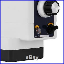 AL-310S X-AXIS Power Feed Milling Machine 450in-lbs peak 110V Variable Speeds