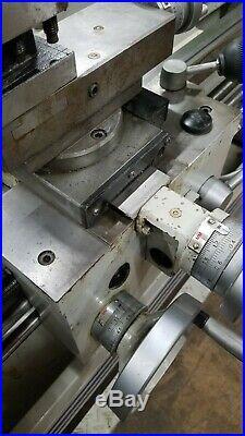 Acra 1340 Variable speed Engine lathe