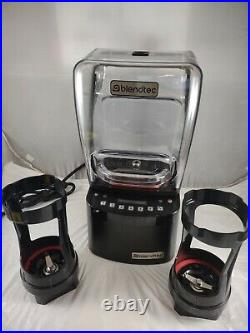Blendtec Commercial Stealth 895 Blender + Standard Micronizers SNBS2C2901-B1K