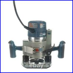 Bosch Fixed Base Router 2 1/4 inch Corded Electric Variable Speed Plunge Routing