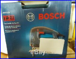 Bosch Power Tools Jigsaw Kit JS572EK 7.2 Amp Corded Variable Speed