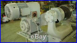Charls Salzberg Metal spinning lathe with HD Variable Speed drive