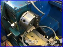 Clarke Nutool Metalworker Variable Speed Lathe Ntl300p