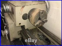 Clausing Variable Speed lathe, Model 1401