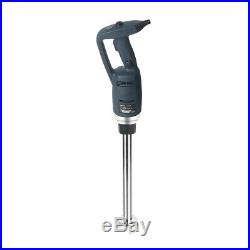 Commercial Electric Variable Speed Handheld Immersion Blender Stainless Steel