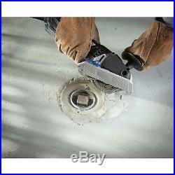 Corded Electric Compact Circular Saw Tool Kit 7 1/2 Amp 4 1/2in Mini Portable