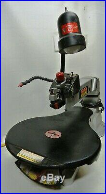 Craftsman Professional 20 Variable Speed Scroll Saw # 137.216200 120V Free Ship