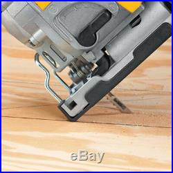 DEWALT 1 Variable Speed Top-Handle Jigsaw Kit DW331K New
