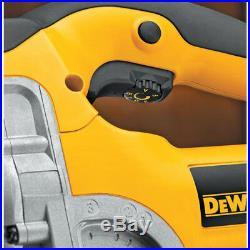 DEWALT 1 Variable Speed Top-Handle Jigsaw Kit DW331K Reconditioned