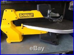 DEWALT DW788 20 in. Scroll Saw 400-1,750 SPM Variable-Speed