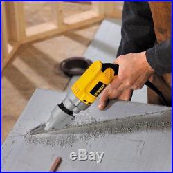 DeWALT D28605 5/16'' Variable Speed Cement Board Fiber Siding Shear Electric