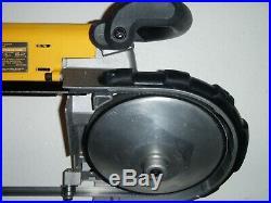 Deep Cut Variable Speed Portable Electric Band Saw D28770 DEWALT