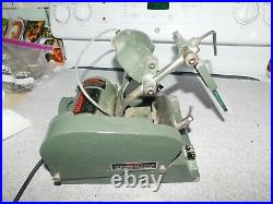 Demco Model B-1 Electric Dental Lab Lathe Grinder Variable speed Made in USA