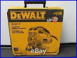 Dewalt-DW331K Variable Speed Top-Handle Jig Saw Brand New