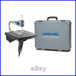 Dremel Moto-Saw Kit MS20-01 Variable Speed Compact Scroll Kit 220V Corded
