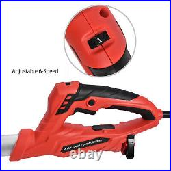 Drywall Sander 800W Electric Commercial Variable Speed 6 Sand Pads Free Sanding