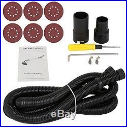Drywall Sander Vacuum Variable Speed Electric 110V/60Hz Adjustable Tool ZENY Lt