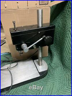 Dumore #8323 High Speed Bench Type Variable Speed Drill Press. @@no Shipping@@