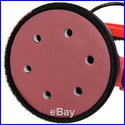 Electric Drywall Sander 800W Adjustable Variable Speed Vacuum LED Light Sale