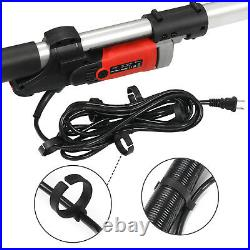 Electric Drywall Sander Variable Speed with Sanding Pad 800W for Ceilings