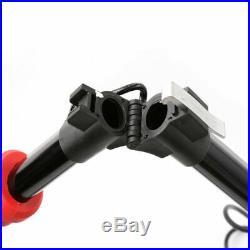 Electric Drywall Vacuum Sander Adjustable Variable Speed Telescopic Handle 1100W