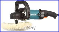 Electric Polisher Polishing Detailing Machine Makita Corded Variable Speed